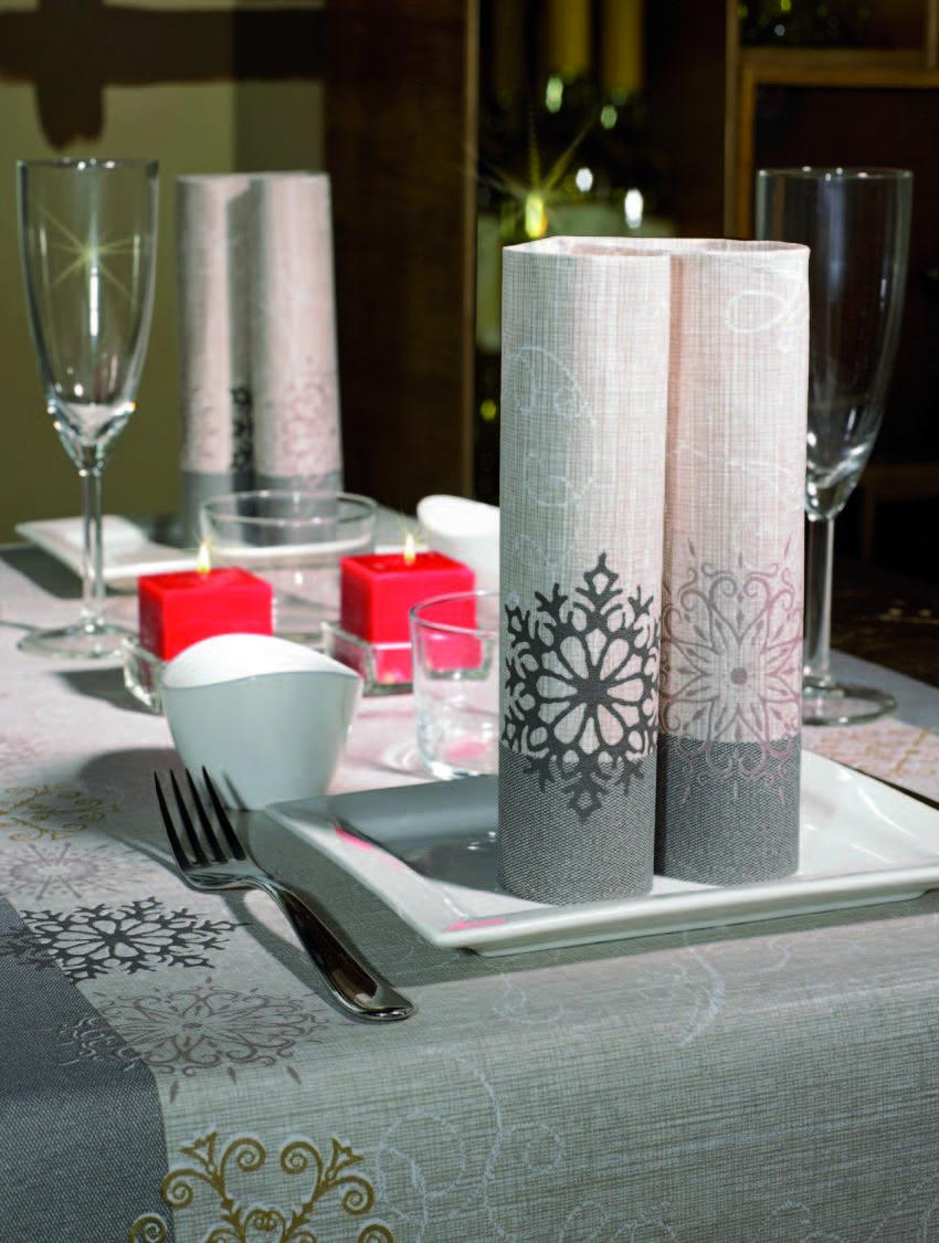 Tischliebe vlies servietten stoff hnlich servietten for Duni servietten weihnachten