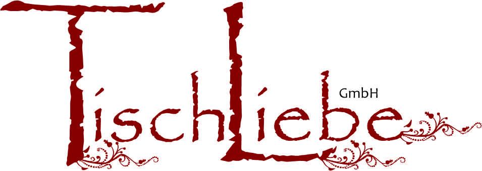 TischLiebe - Vlies Servietten - Stoffähnlich Servietten- Mitteldecken - Tischläufer - Ventidue-Logo