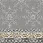 Preview: Serviette Norway Grigio 40x40